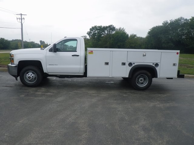 2017 Silverado 3500 Regular Cab, Monroe MSS II Service Body Service Body #73399 - photo 5