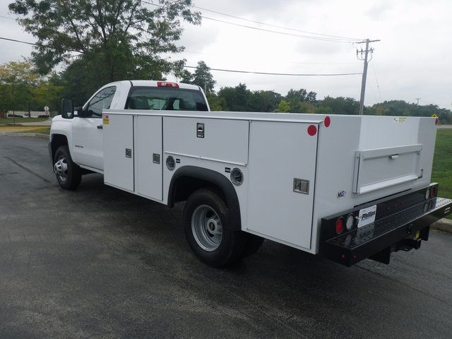 2017 Silverado 3500 Regular Cab, Monroe MSS II Service Body Service Body #73399 - photo 6
