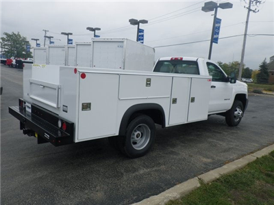 2017 Silverado 3500 Regular Cab, Monroe MSS II Service Body Service Body #73399 - photo 2