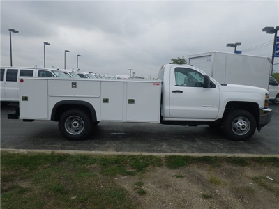 2017 Silverado 3500 Regular Cab, Monroe MSS II Service Body Service Body #73399 - photo 8