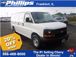 2017 Express 2500, Cargo Van #73490 - photo 1