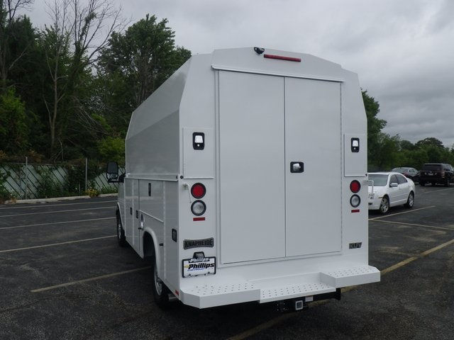 2017 Express 3500, Knapheide Service Utility Van #73635 - photo 6