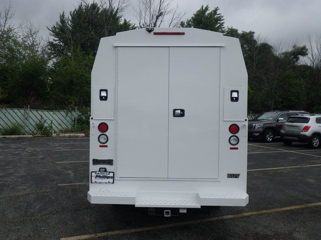 2017 Express 3500, Knapheide Service Utility Van #73635 - photo 7