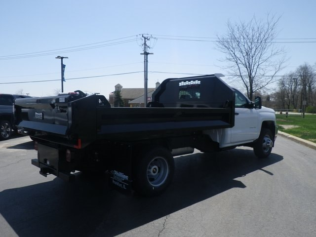 2017 Silverado 3500 Regular Cab DRW 4x4, Knapheide Drop Side Dump Bodies Dump Body #73676 - photo 2