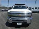 2017 Silverado 3500 Regular Cab DRW 4x4, Knapheide Drop Side Dump Bodies Dump Body #73676 - photo 4