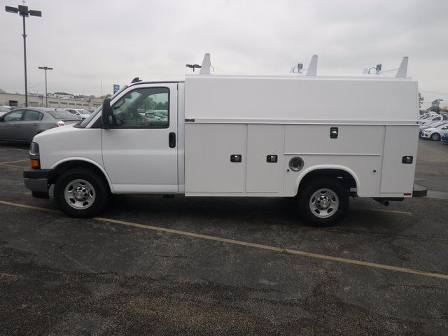 2017 Express 3500, Knapheide Service Utility Van #73787 - photo 5