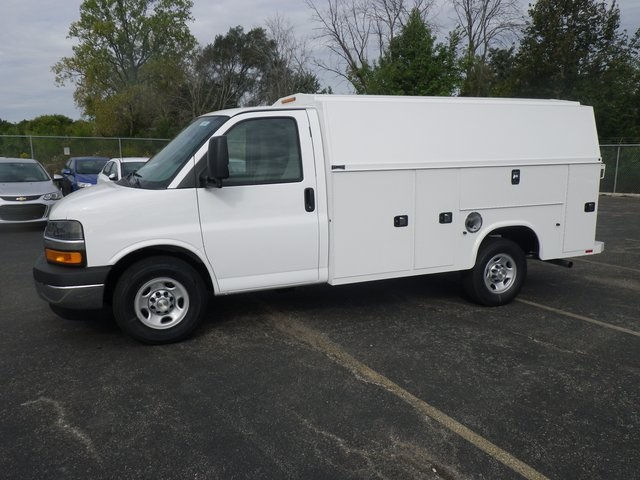 2017 Express 3500, Knapheide Service Utility Van #73818 - photo 5