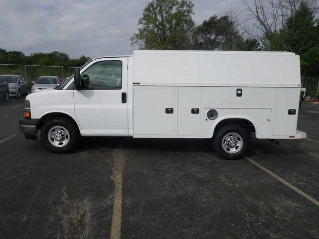 2017 Express 3500, Knapheide Service Utility Van #73818 - photo 6