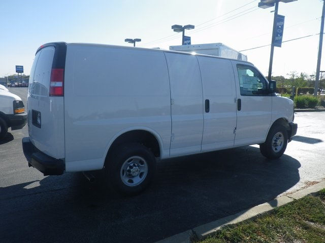 2017 Express 3500 Cargo Van #73871 - photo 8