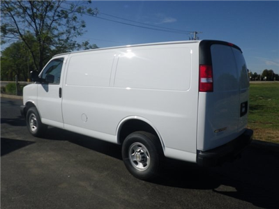 2017 Express 3500 Cargo Van #73871 - photo 6