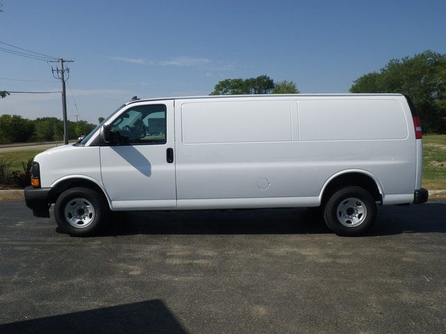 2017 Express 3500 Cargo Van #73881 - photo 5