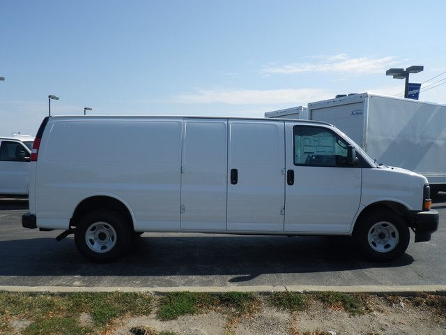 2017 Express 3500, Cargo Van #73881 - photo 10