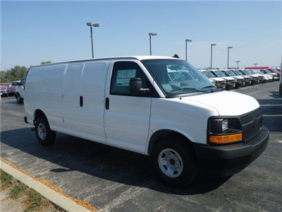 2017 Express 3500 Cargo Van #73881 - photo 17
