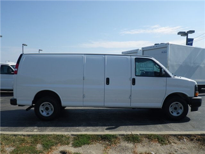 2017 Express 3500 Cargo Van #73881 - photo 9