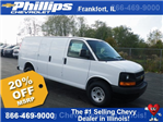 2017 Express 2500 Cargo Van #74009 - photo 1