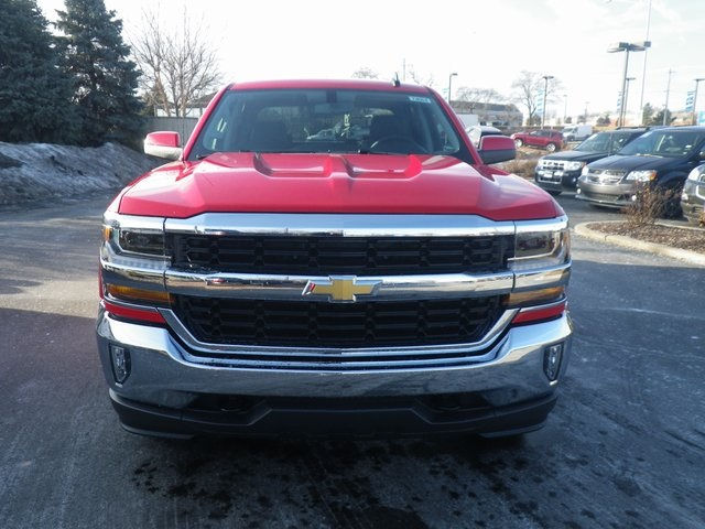 2017 Silverado 1500 Crew Cab 4x4, Pickup #74064 - photo 3