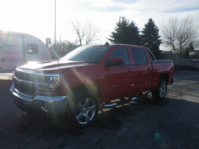 2017 Silverado 1500 Crew Cab 4x4, Pickup #74064 - photo 4