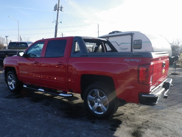 2017 Silverado 1500 Crew Cab 4x4, Pickup #74064 - photo 6