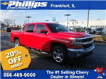 2017 Silverado 1500 Crew Cab 4x4, Pickup #74064 - photo 1