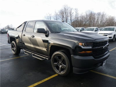 2017 Silverado 1500 Double Cab 4x4, Pickup #74084 - photo 8