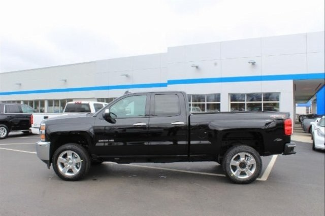 2017 Silverado 2500 Double Cab 4x4, Pickup #74115 - photo 5