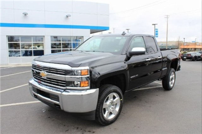2017 Silverado 2500 Double Cab 4x4, Pickup #74115 - photo 4