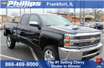 2017 Silverado 2500 Double Cab 4x4, Pickup #74115 - photo 1