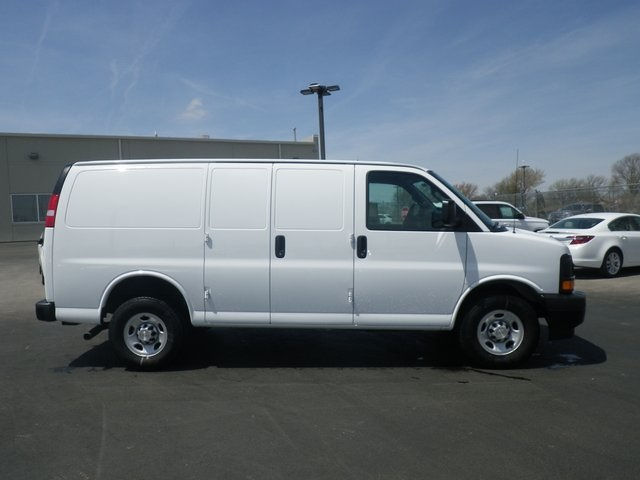 2017 Express 3500, Cargo Van #74130 - photo 9