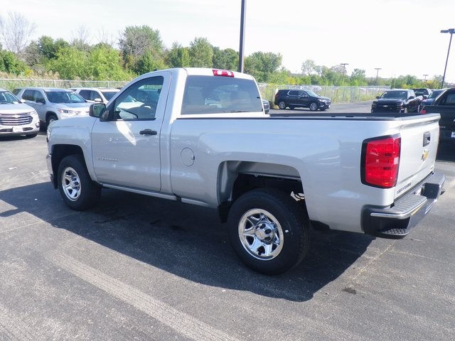 2018 Silverado 1500 Regular Cab Pickup #80292 - photo 6
