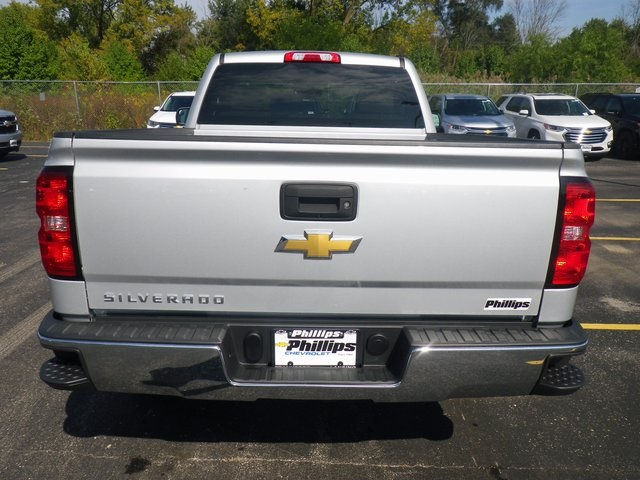 2018 Silverado 1500 Regular Cab Pickup #80292 - photo 7