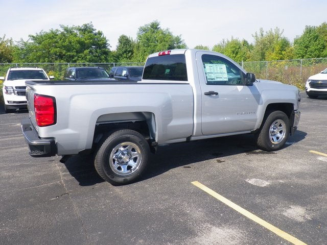 2018 Silverado 1500 Regular Cab Pickup #80292 - photo 2