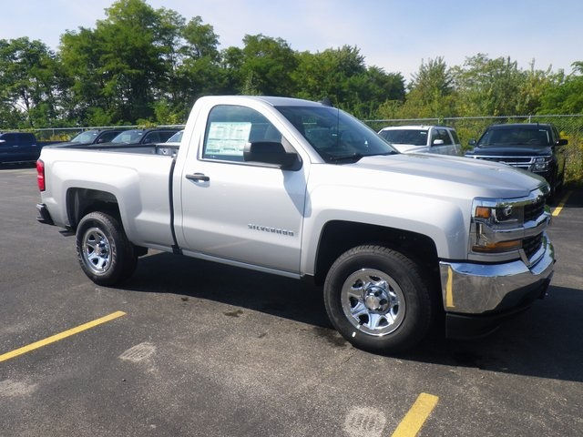 2018 Silverado 1500 Regular Cab Pickup #80292 - photo 18