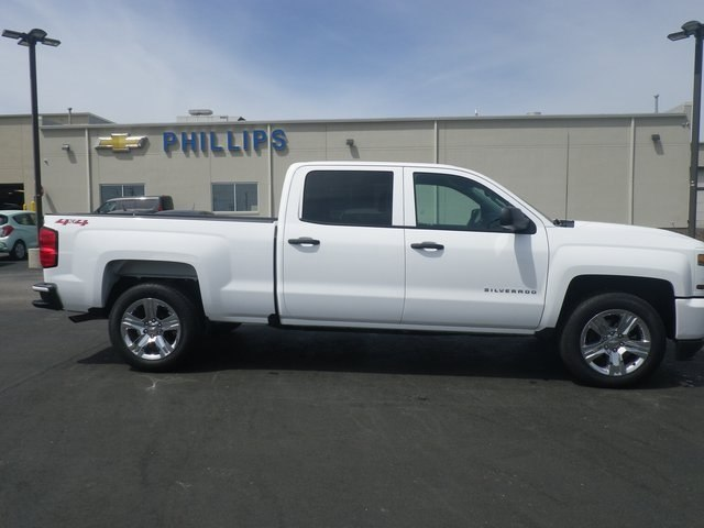 2018 Silverado 1500 Crew Cab 4x4, Pickup #80417 - photo 8