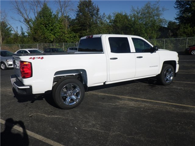 2018 Silverado 1500 Crew Cab 4x4, Pickup #80417 - photo 2