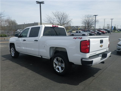 2018 Silverado 1500 Crew Cab 4x4, Pickup #80417 - photo 6