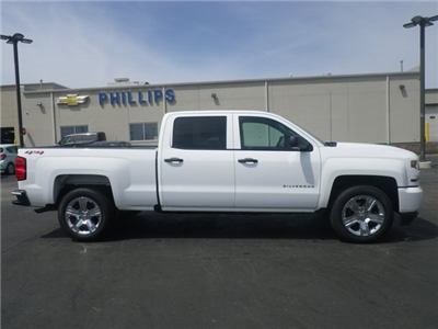 2018 Silverado 1500 Crew Cab 4x4, Pickup #80417 - photo 9