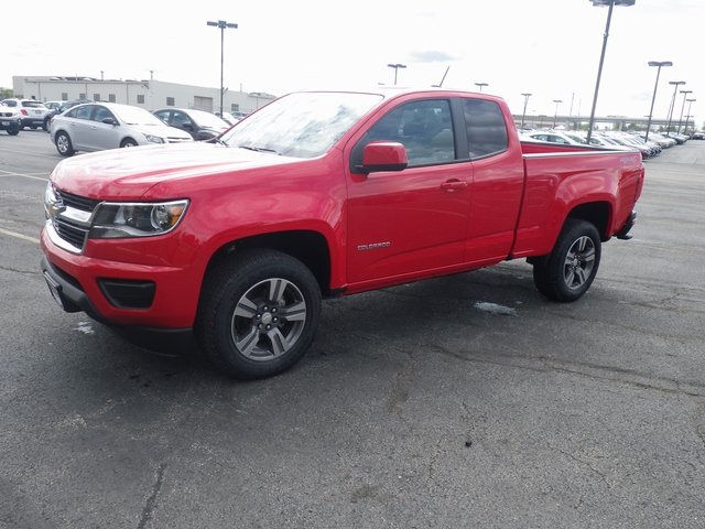2018 Colorado Extended Cab 4x4,  Pickup #80432 - photo 4