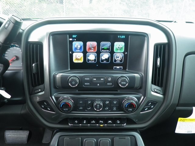 2018 Silverado 1500 Crew Cab 4x4 Pickup #80441 - photo 17