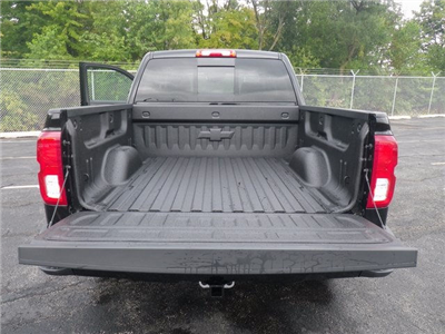 2018 Silverado 1500 Crew Cab 4x4 Pickup #80441 - photo 20