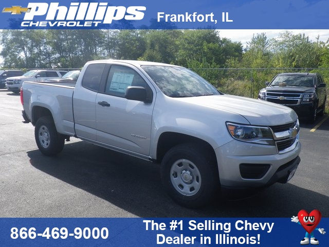 2018 Colorado Extended Cab, Pickup #80454 - photo 1