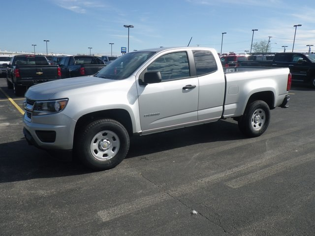 2018 Colorado Extended Cab Pickup #80454 - photo 4