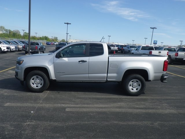 2018 Colorado Extended Cab Pickup #80454 - photo 5