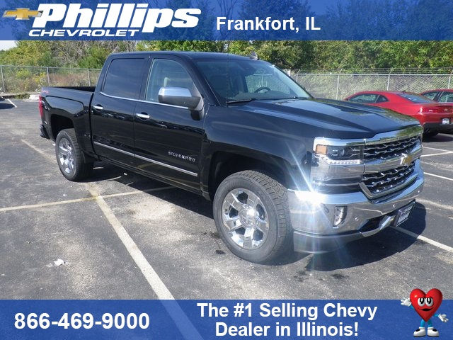 2018 Silverado 1500 Crew Cab 4x4 Pickup #80477 - photo 1