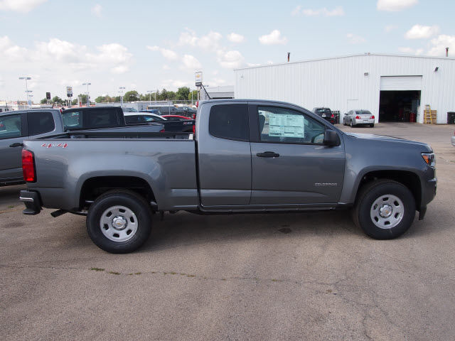 2018 Colorado Extended Cab 4x4 Pickup #80505 - photo 4