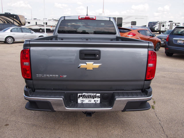 2018 Colorado Extended Cab 4x4 Pickup #80505 - photo 5