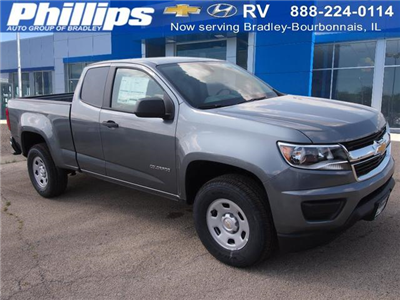 2018 Colorado Extended Cab 4x4 Pickup #80505 - photo 1