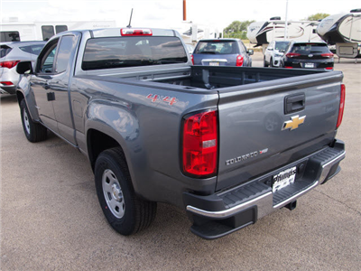 2018 Colorado Extended Cab 4x4 Pickup #80505 - photo 6