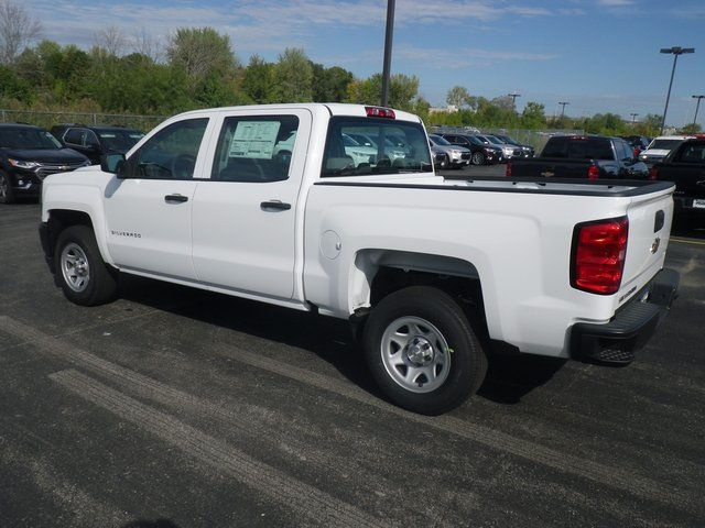 2018 Silverado 1500 Crew Cab Pickup #80511 - photo 6