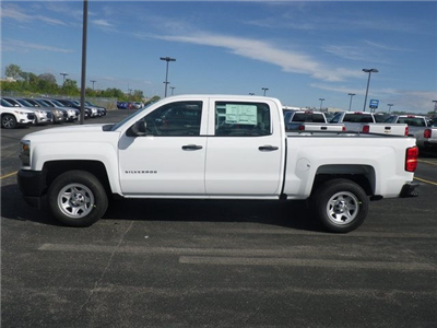2018 Silverado 1500 Crew Cab Pickup #80511 - photo 5