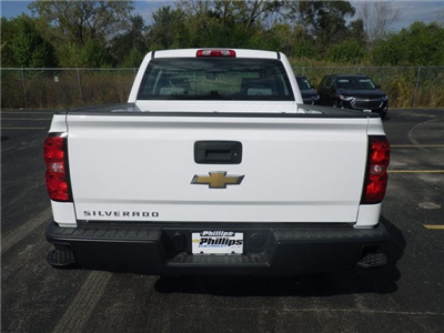 2018 Silverado 1500 Crew Cab Pickup #80511 - photo 7